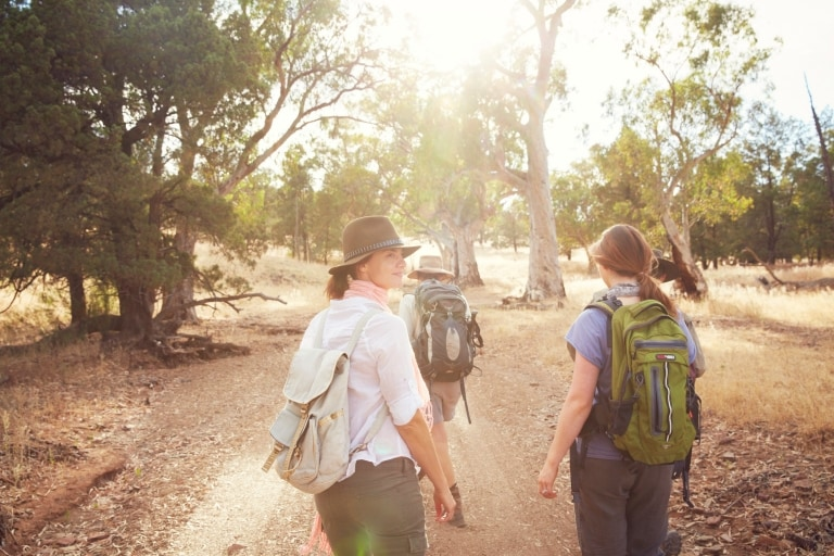 Der Arkaba Walk, Ruger's Hill, Flinders Ranges, Südaustralien © South Australian Tourism Commission