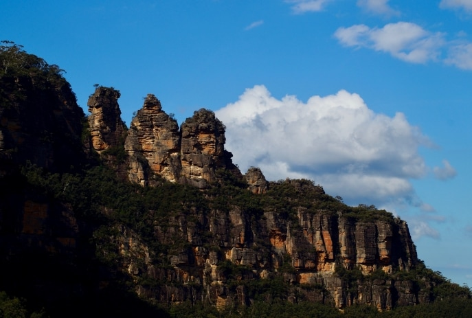 Three Sisters, Blue Mountains, New South Wales, Australien © Anne Steinbach / annewhere