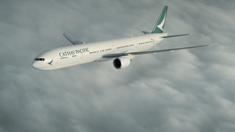Cathay Pacific Flugangebote nach Australien © Cathay Pacific Airways Limited