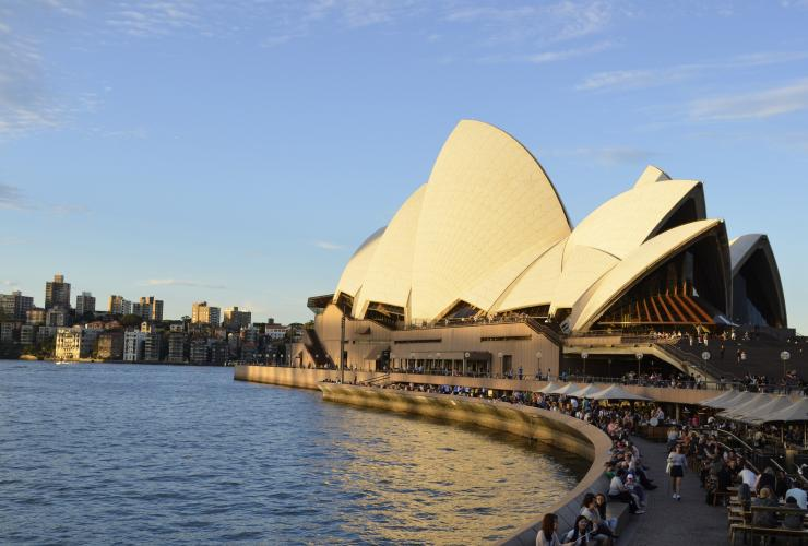 Sydney Opera House, New South Wales © Clemens Sehi