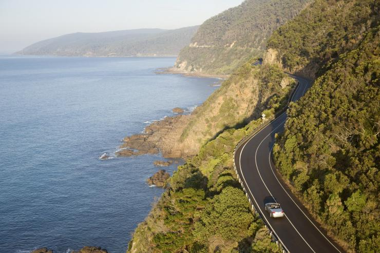 Great Ocean Road, Victoria © Visit Victoria