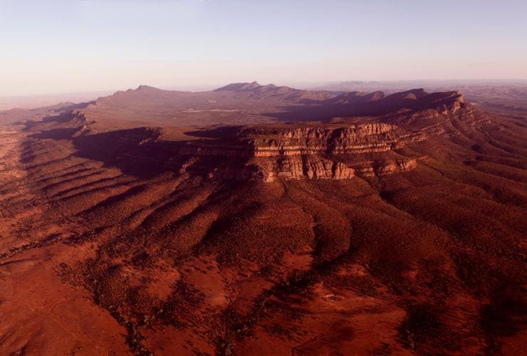 Wilpena Pound, Flinders Ranges, Südaustralien © Anthology Travel