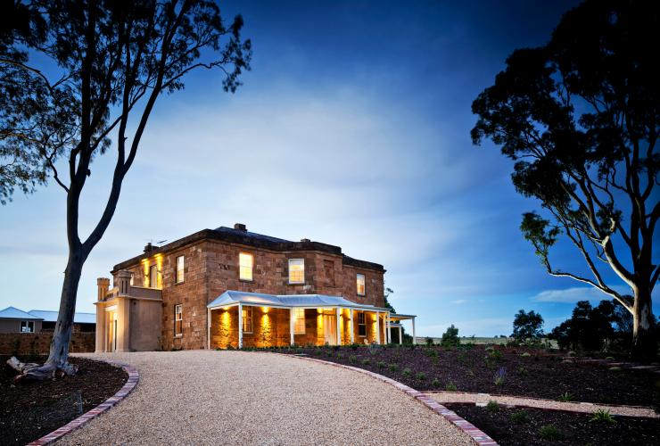 Kingsford Homestead, Barossa Valley, Südaustralien © Randy Larcombe, South Australian Tourism Commission