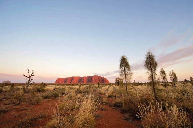 Uluru, Northern Territory © Lauren Bath, Voyages