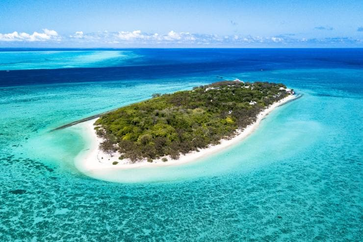 Heron Island, Queensland © Tourism and Events Queensland