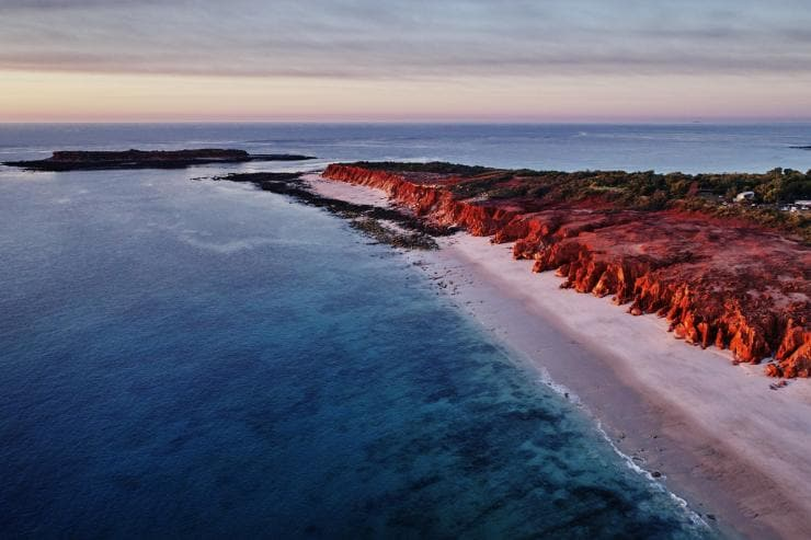 Western Beach, Kooljaman am Cape Leveque, Westaustralien © Tourism Western Australia