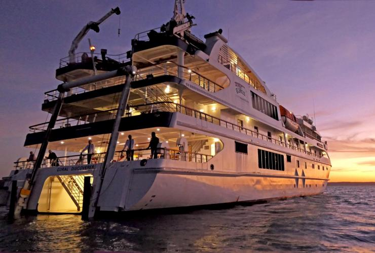 Coral Expeditions, Kimberley, Westaustralien © Coral Expeditions