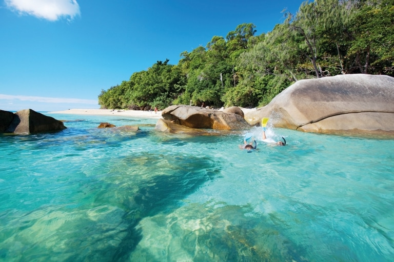 Fitzroy Island, Queensland © Tourism and Events Queensland