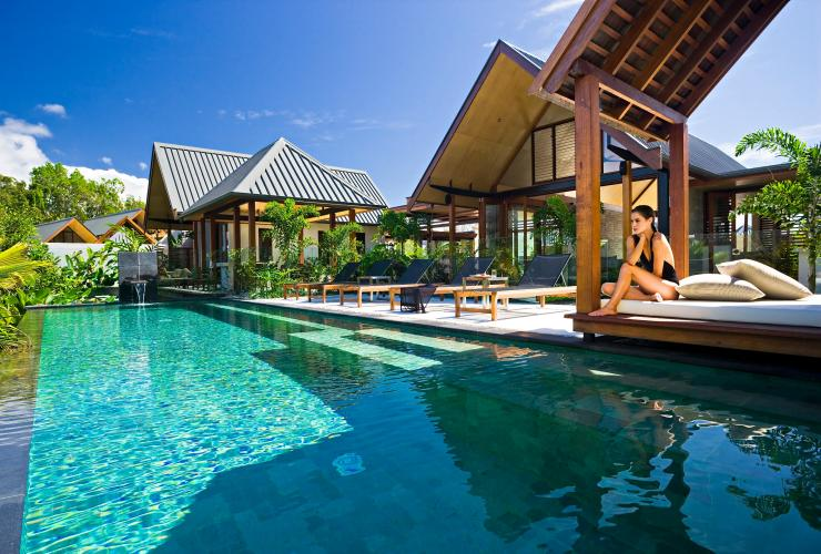 Niramaya Villas and Spa, Port Douglas, Great Barrier Reef, Queensland © Niramaya Villas and Spa