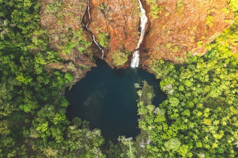 Wangi Falls, Litchfield National Park, Northern Territory © Tourism NT, Dan Moore