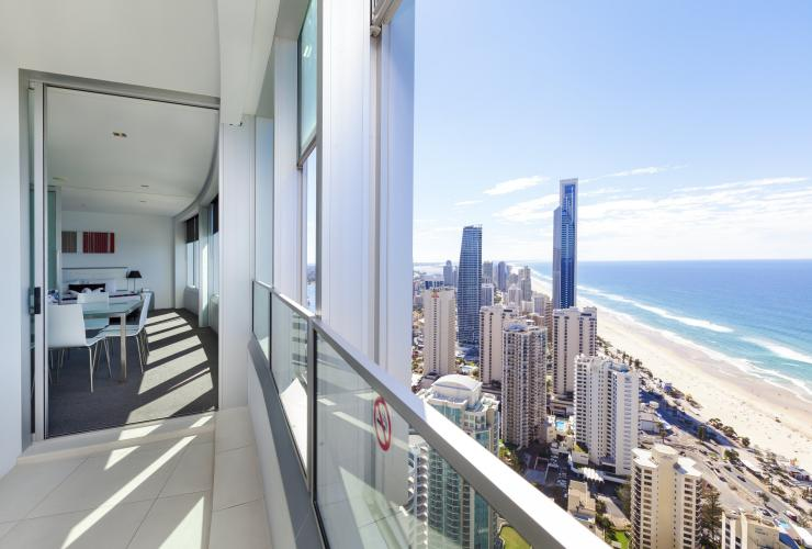 Q1 Resort and Spa, Surfers Paradise, Queensland © Q1 Resort and Spa
