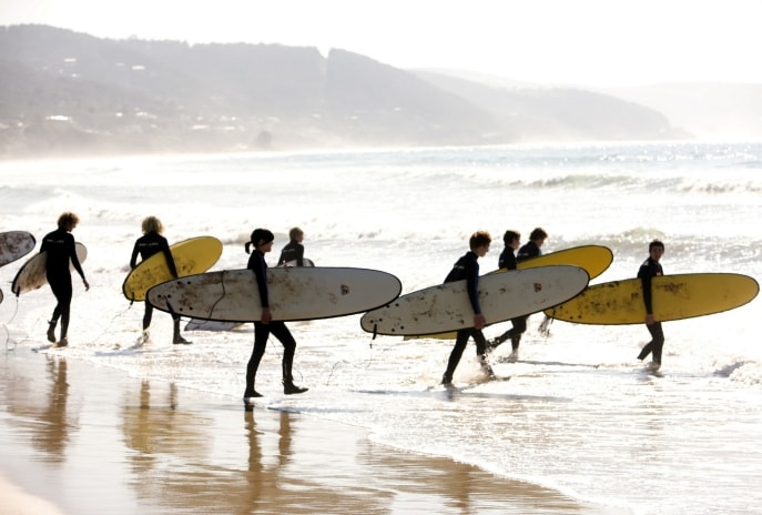 Lorne, Great Ocean Road, Victoria © Rob Blackburn, Visit Victoria