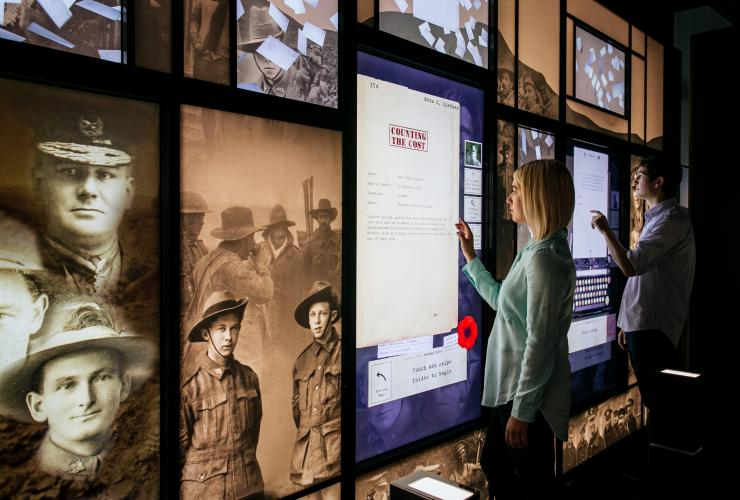 The National Anzac Centre, Albany, Westaustralien © National Anzac Centre