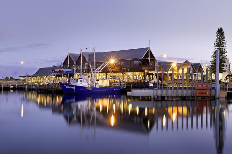 Fremantle Fishing Boat Harbour, Fremantle, Westaustralien © Spool Photography