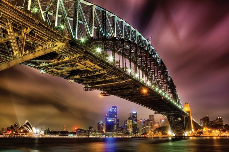 Sydney Harbour Bridge, Sydney, New South Wales © Stephen Venter