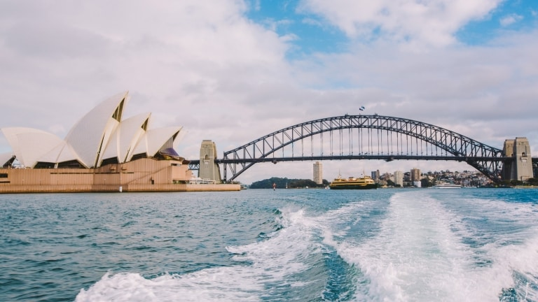 Sydney Harbour, Sydney, New South Wales © Tourism Australia