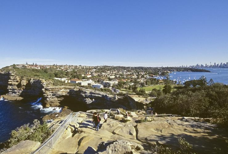 The Gap, Watsons Bay, Sydney, New South Wales © Jeffrey Drewitz, Destination NSW
