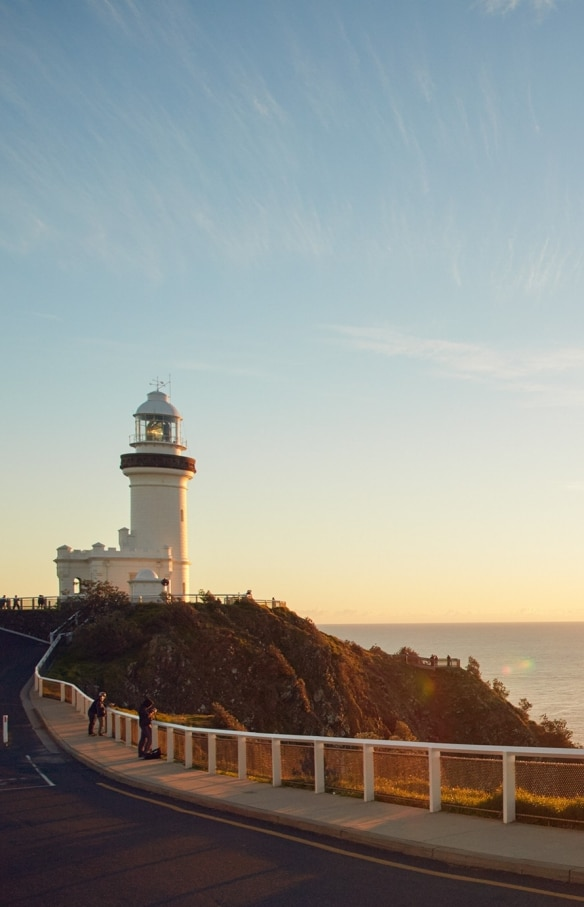 Cape Byron Lighthouse, Byron Bay, New South Wales © Tourism Australia