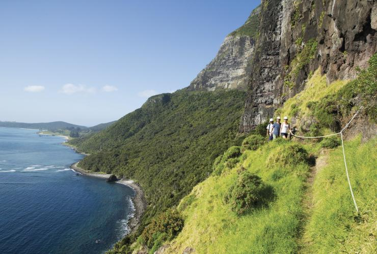 Mount Gower, Lord Howe Island, New South Wales © Destination NSW