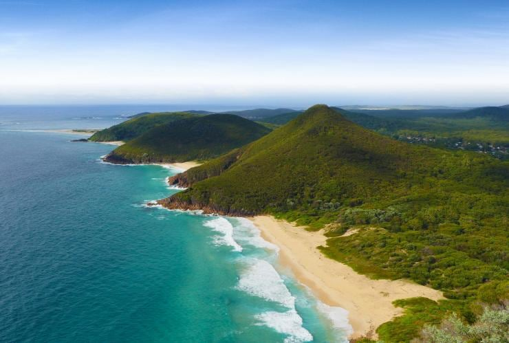 Mount Tomaree, Port Stephens, New South Wales © Destination NSW