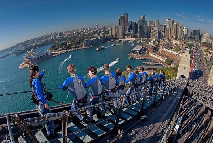 BridgeClimb, Sydney, New South Wales © BridgeClimb Sydney