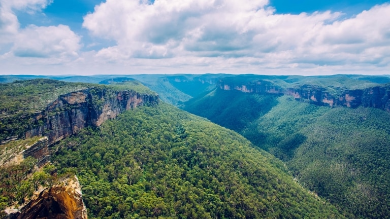Blue Mountains, New South Wales ©Tourism Australia