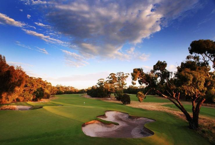 Metropolitan Golf Club, Melbourne, Victoria © Der Metropolitan Golf Club