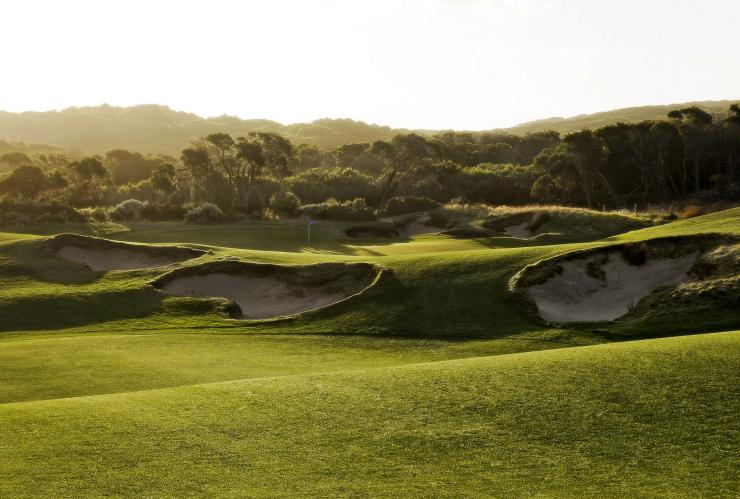 Der National Golf Club, Mornington Peninsula, Victoria © The National Golf Club