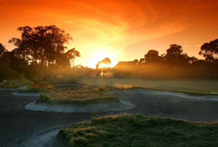 Woodlands Golf Club, Melbourne, Victoria © Woodlands Golf Club