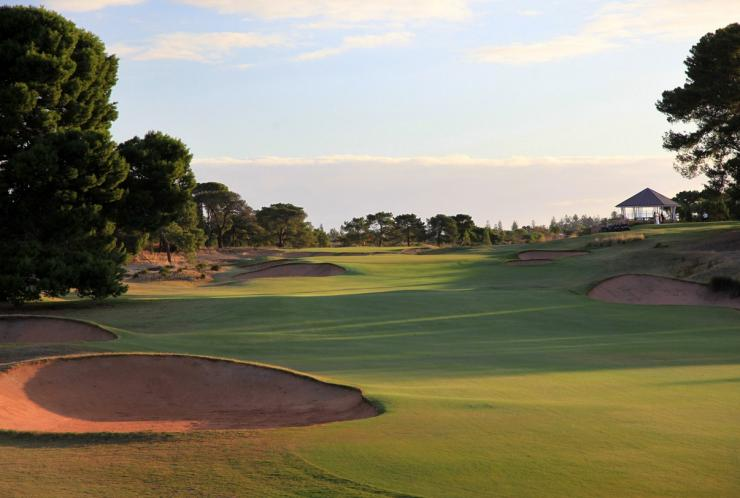 Der Royal Adelaide Golf Club, Adelaide, Südaustralien © The Royal Adelaide Golf Club