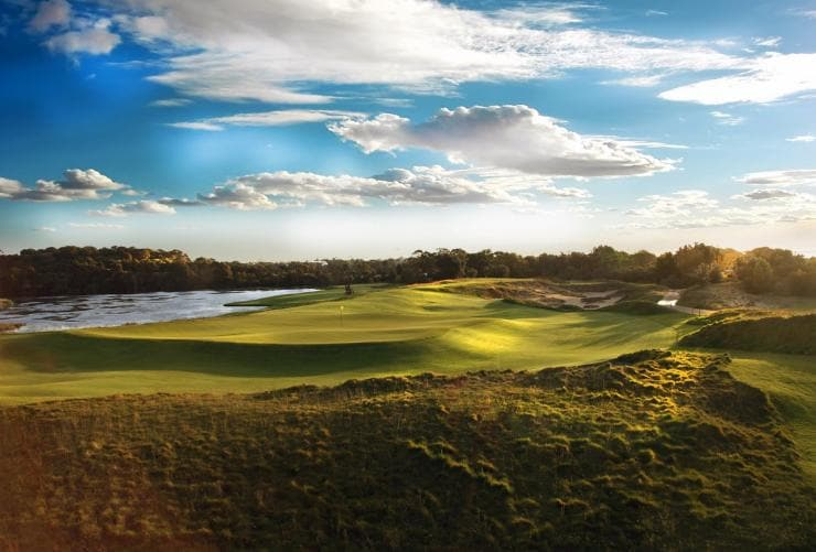 The Lakes Golf Club, Sydney, New South Wales © The Lakes Golf Club