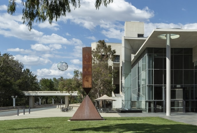 Nationalgalerie von Australien, Canberra, Australian Capital Territory © National Gallery of Australia
