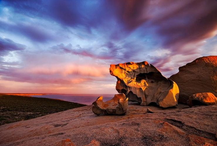 Remarkable Rocks, Flinders Chase National Park, Kangaroo Island, Südaustralien © Julie Fletcher