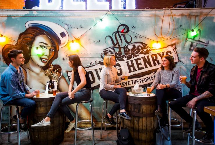 Young Henrys, Newtown, New South Wales © Destination NSW