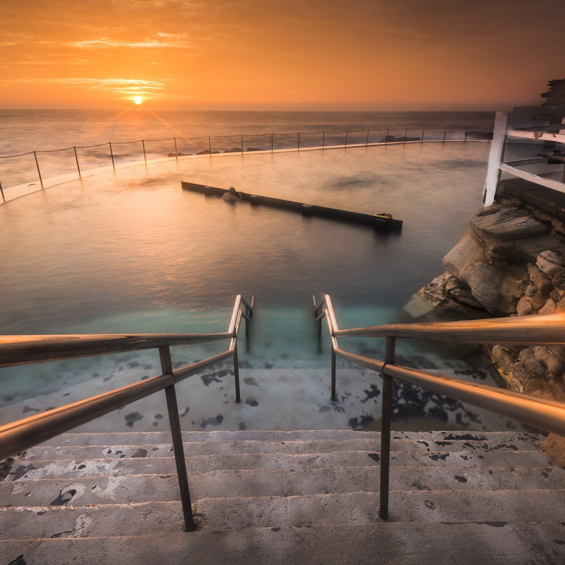 Bronte Baths, Bronte, New South Wales © Destination NSW