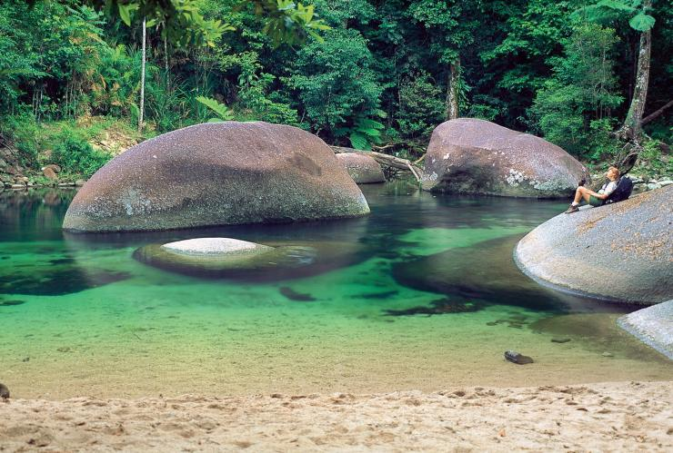 Mossman Gorge, Daintree Rainforest, Queensland © Tourism and Events Queensland