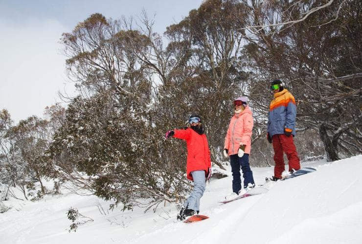Thredbo, New South Wales © Thredbo