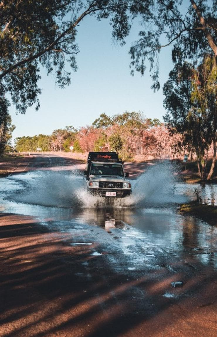 Abenteuer im Outback, Northern Territory © Off the Path