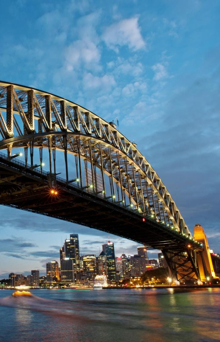 Sydney Harbour, Sydney, New South Wales, Australien © Tourism Australia