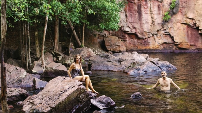 Florence Falls, Litchfield National Park, Northern Territory © Tourism NT