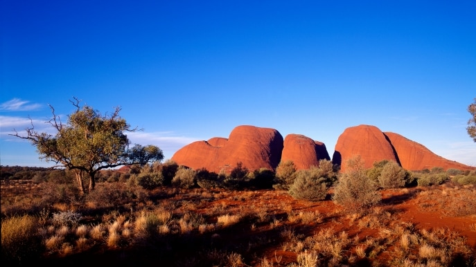 Kata Tjuta, Red Centre, Northern Territory © Tourism Australia