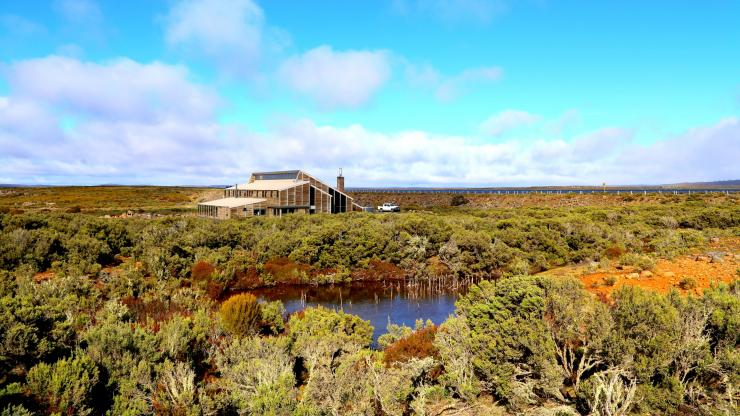 Thousand Lakes Lodge, Welterbegebiet Central Plateau, Tasmanien © Thousand Lakes Lodge