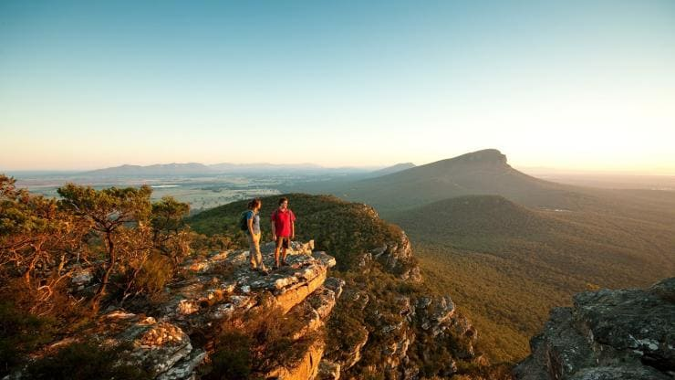 Mount Sturgeon, Grampians National Park © Visit Victoria