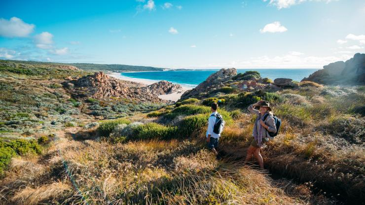 Cape to Cape Walking Track, Margaret River-Region, Westaustralien © Elements Margaret River