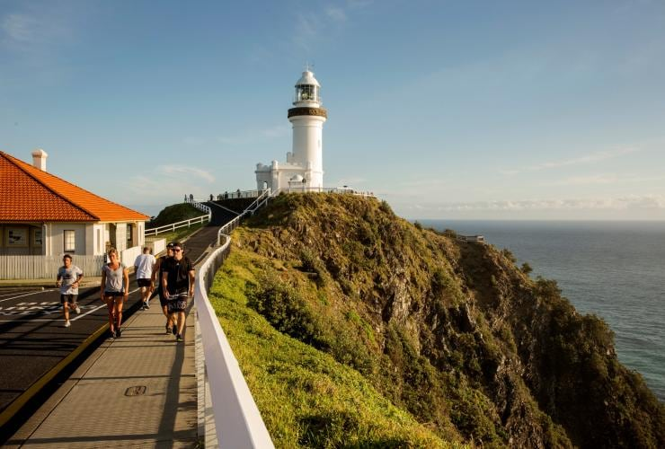 Cape Byron Lighthouse, Byron Bay, New South Wales © James Horan, Destination NSW