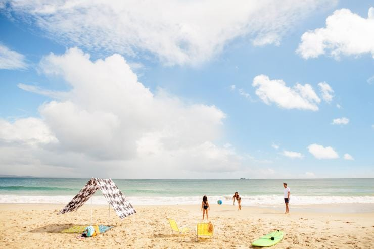 Clarkes Beach, Byron Bay, New South Wales © Kate Nutt, Destination NSW