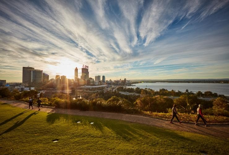 Kings Park, Perth, Westaustralien © Jess Smith