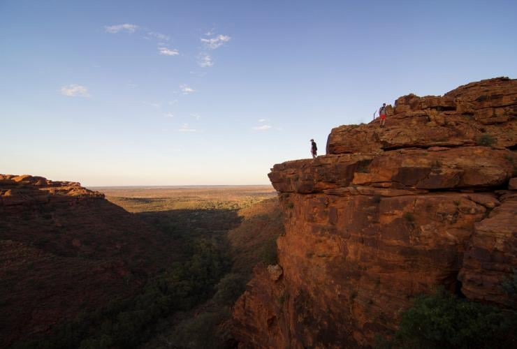Kings Canyon, Watarrka National Park, Northern Territory © Tourism Australia
