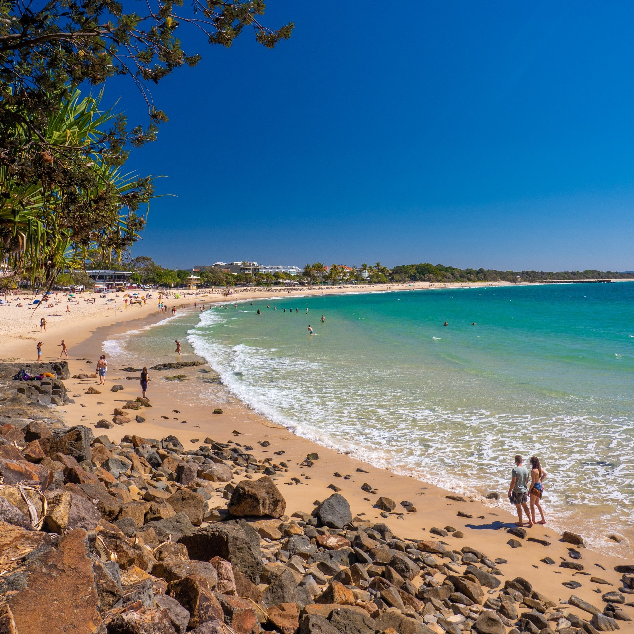 Noosa Main Beach, Noosa Heads, QLD © Tourism Australia