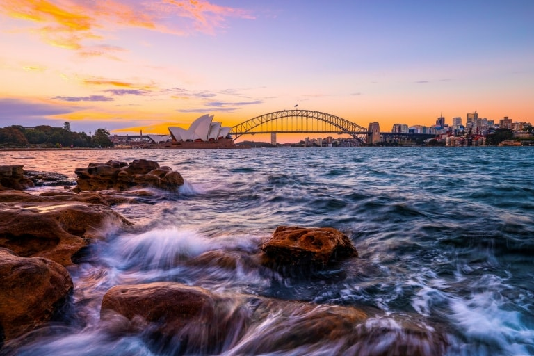 Sydney Harbour, Sydney, NSW © Destination NSW